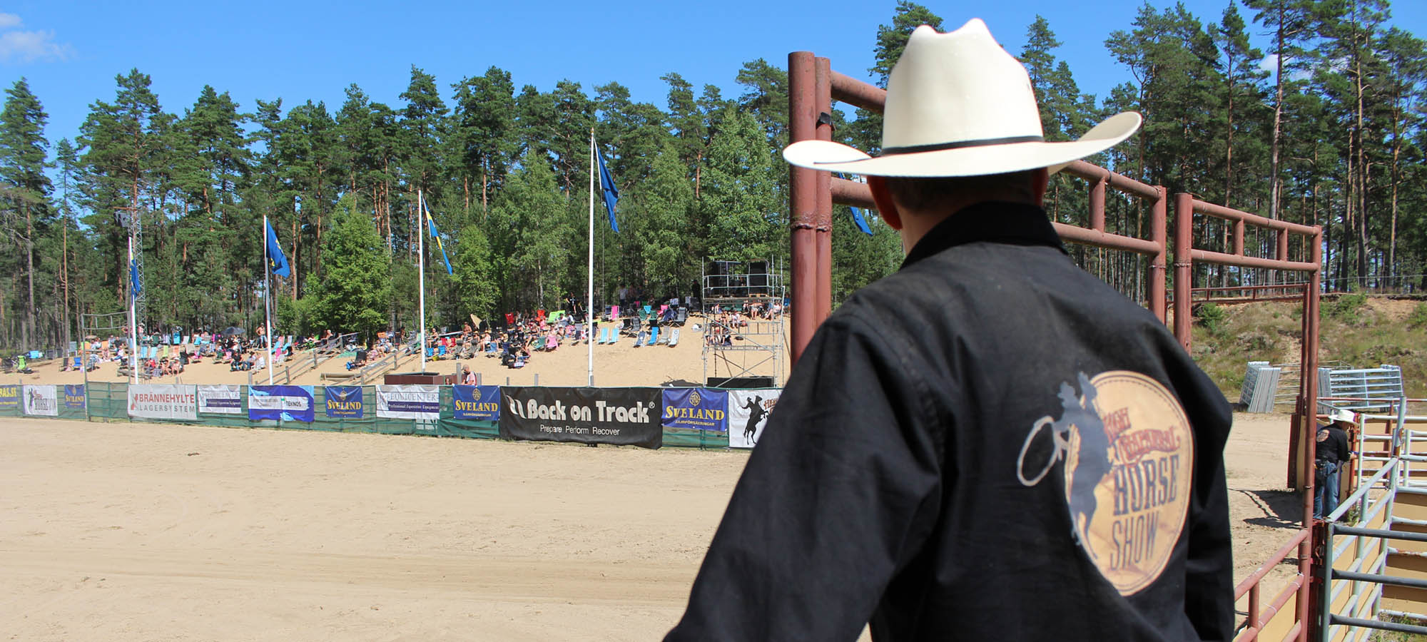Sponsorer Western Weekend High Chaparral Horse Show